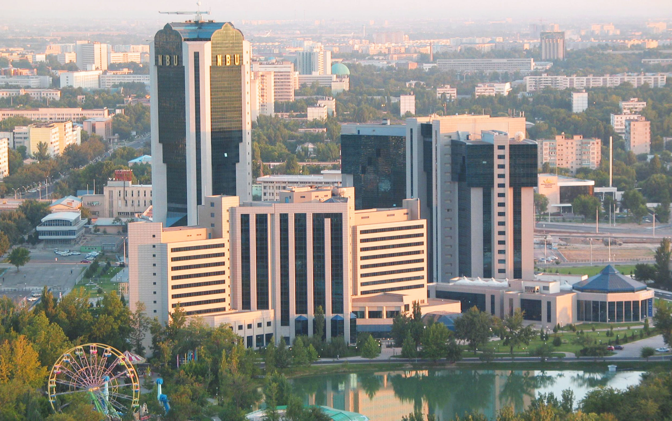 Fitch оставил кредитный рейтинг Ташкента без изменений