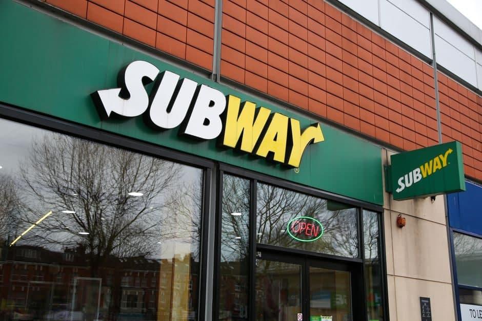 Кафе SUBWAY оштрафовали за незаконное использование названия