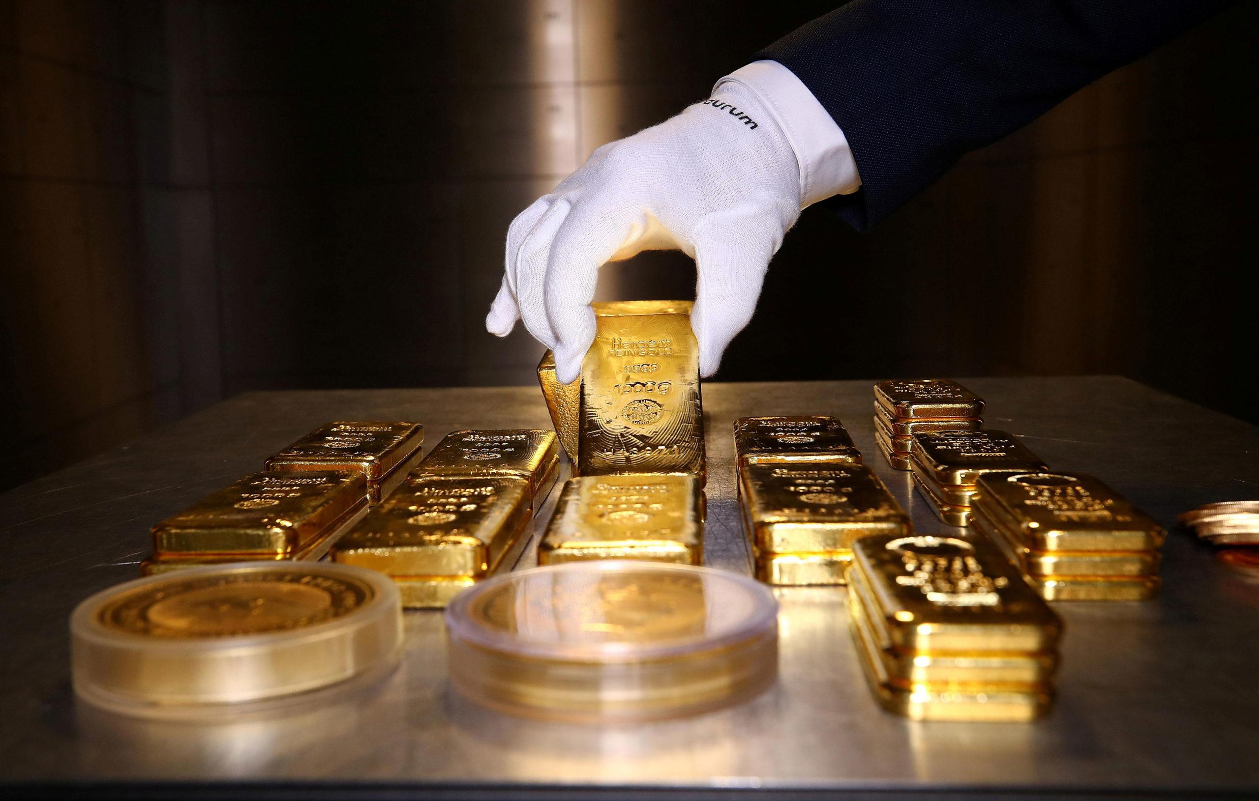 Золотовалютные резервы Узбекистана увеличились на $1 млрд
