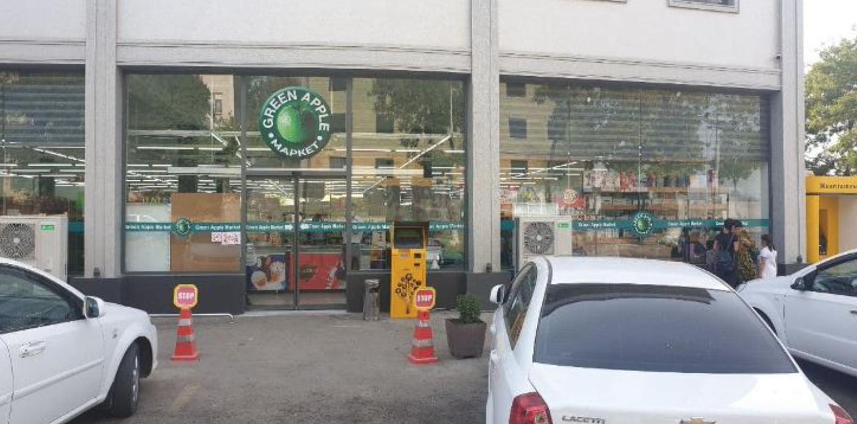 Сеть магазинов Green Apple выставила на продажу один из своих объектов