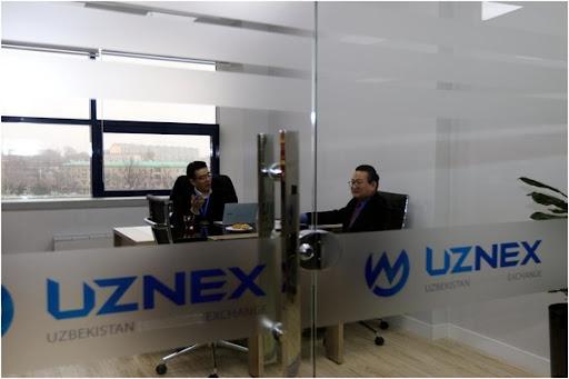 Криптобиржа UzNEX набирает «криптоэнтузиастов»