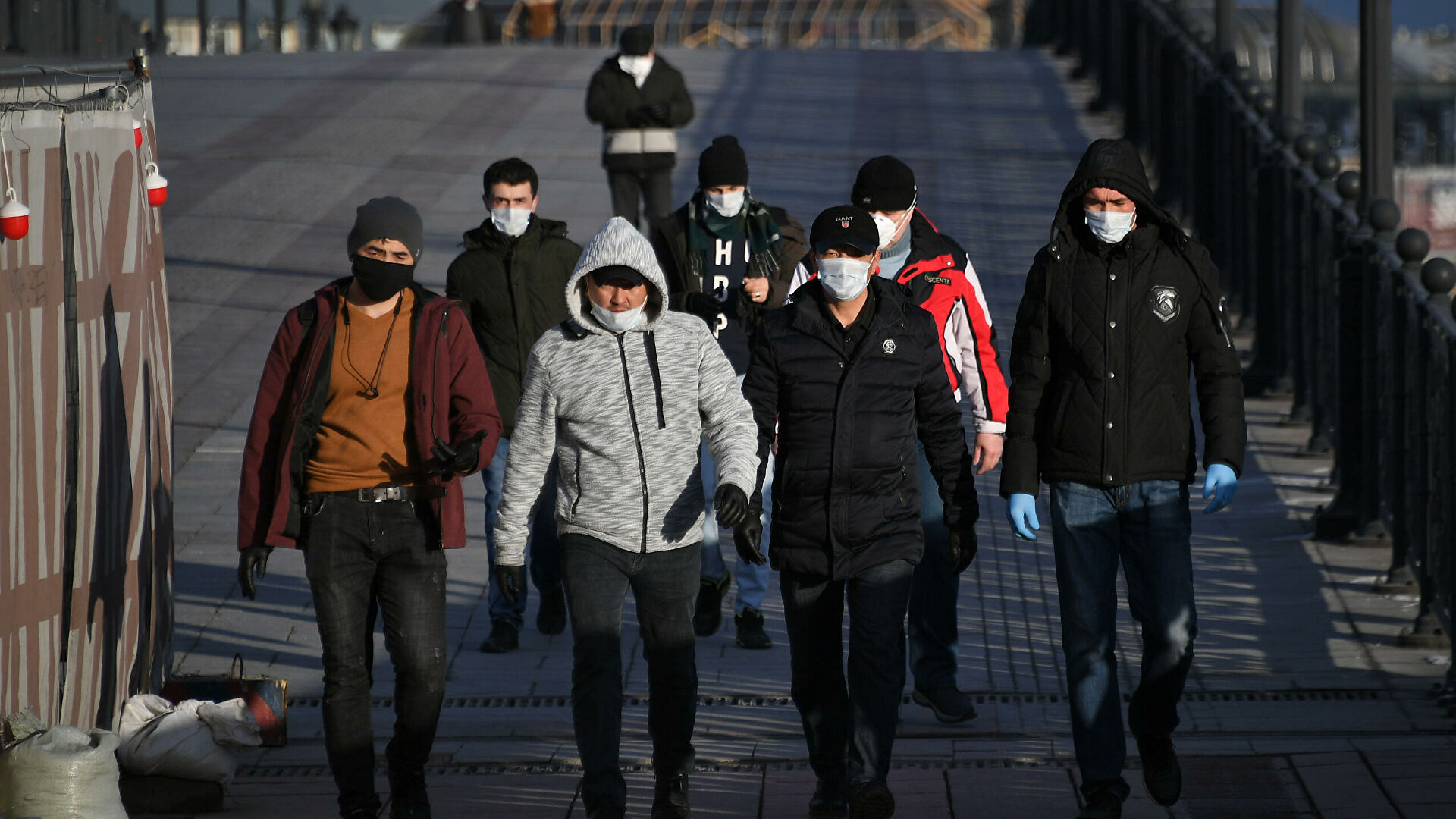 В России трудоустроят 10 тысяч узбекских мигрантов по упрощенной основе