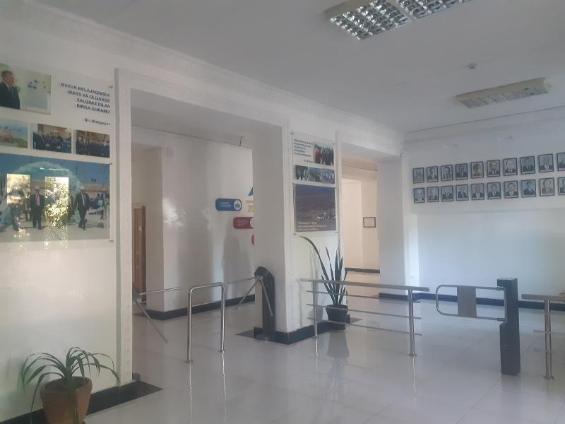 АУГА повторно выставило на продажу здание на Шота Руставели