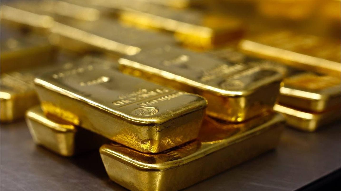 Золотовалютные резервы увеличились на несколько сотен миллионов