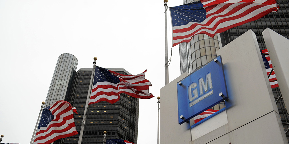 General Motors инвестирует $300 млн в разработчика беспилотных систем из Китая