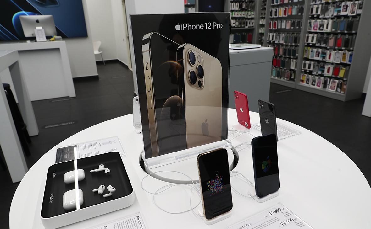 Apple сняла с производства iPhone 12 Pro и iPhone XR