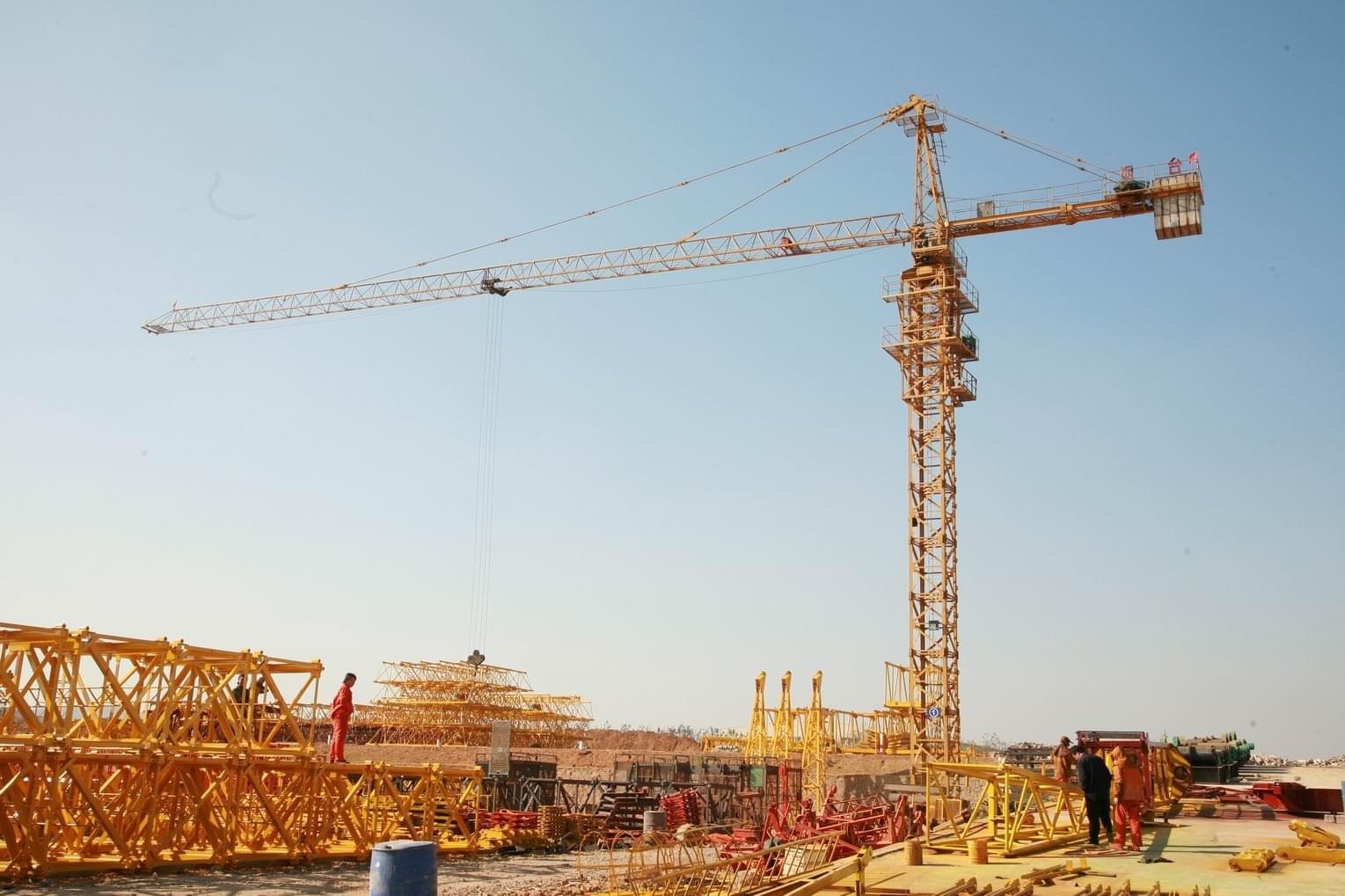 Сервис поставщиков строительных кранов MyCrane появится в Узбекистане