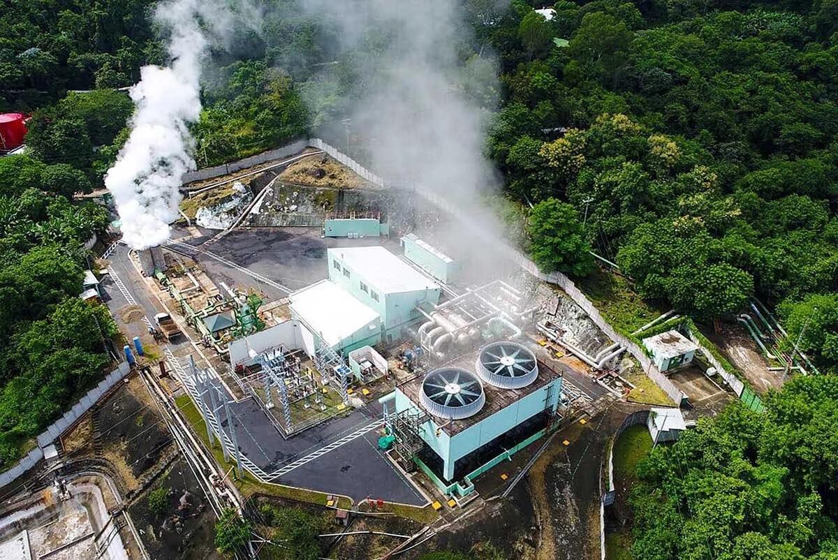 В Сальвадоре запустили станцию по добыче биткоинов, которая работает на вулканической энергии