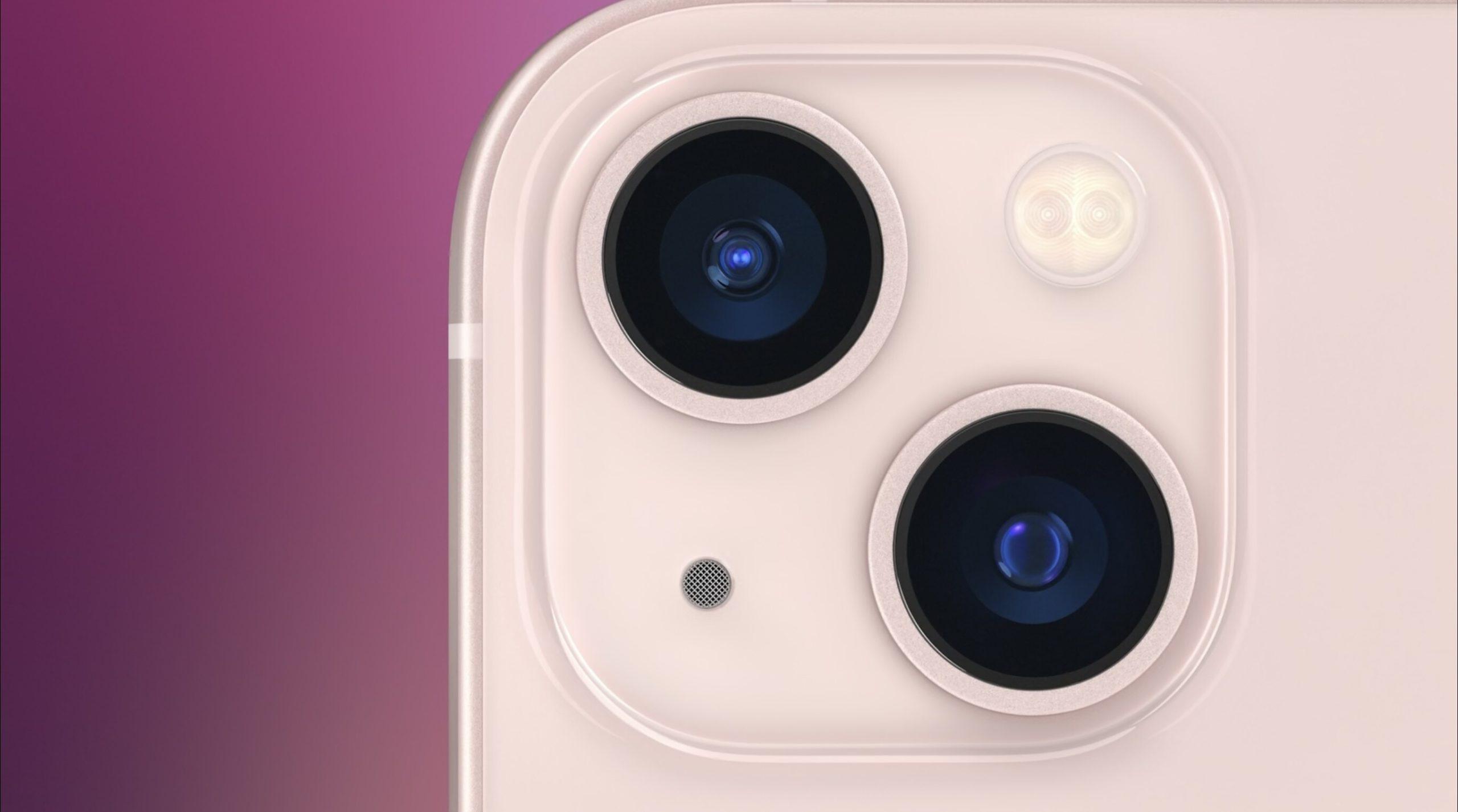 Apple представила iPhone 13 с уменьшенной «чёлкой» и розовым цветом корпуса
