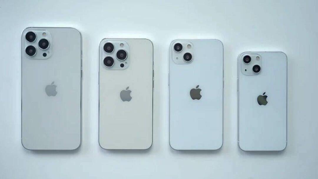 В мире прогнозируют острый дефицит iPhone 13