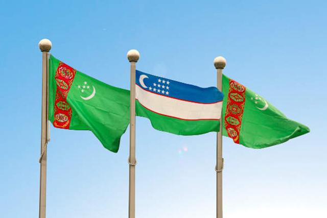 Узбекистан и Туркменистан намереваются создать зону приграничной торговли