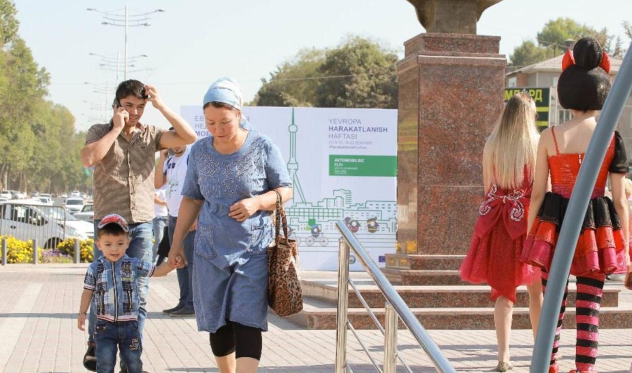 «Резкий рост населения Узбекистана представляет угрозу для государства» — FT