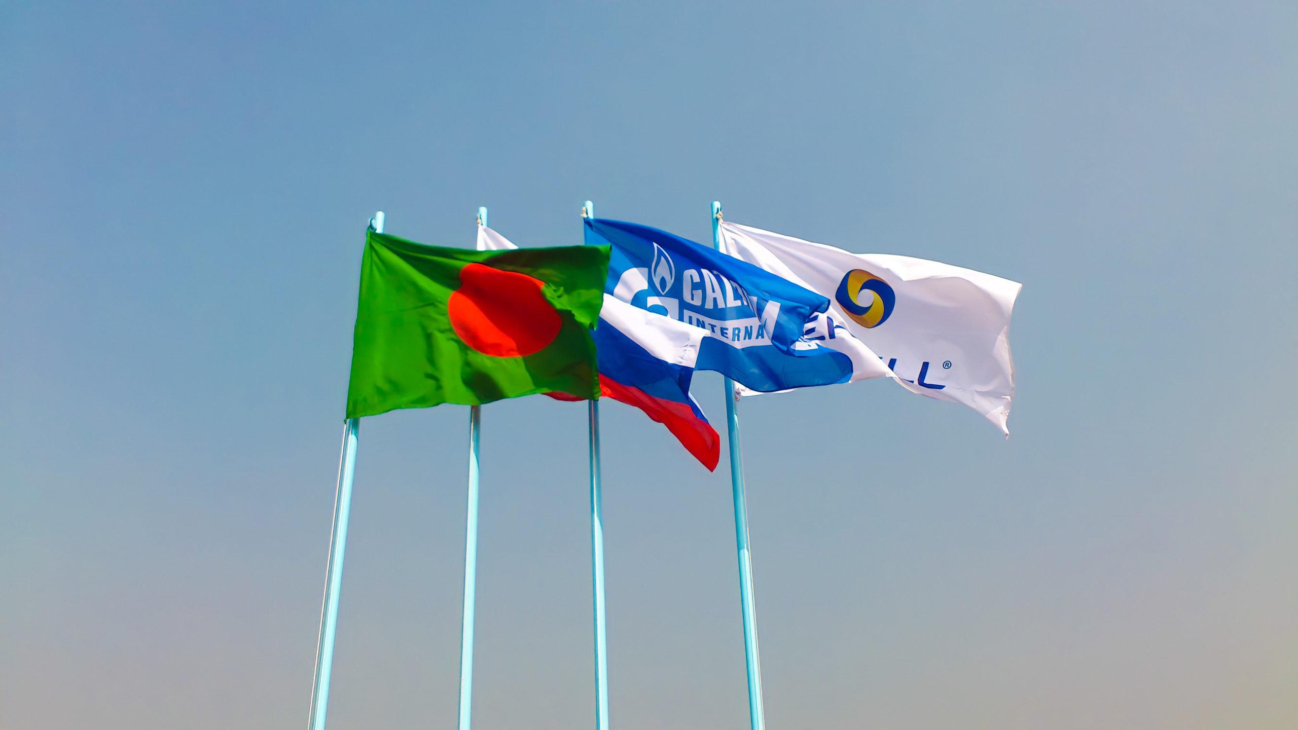 ERIELL Group рассказала о международных проектах: среди них Бангладеш