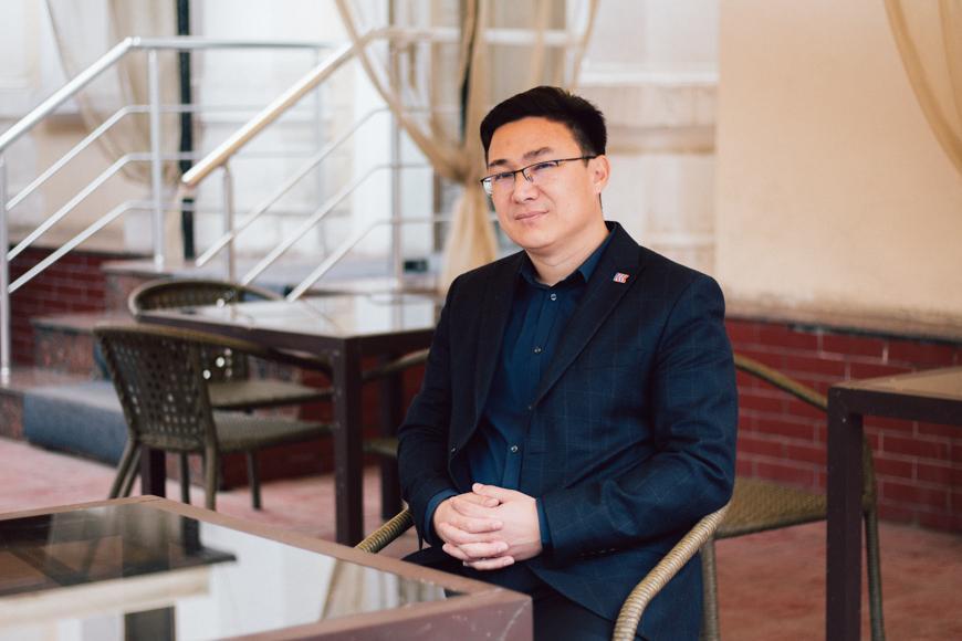 Вячеслав Кан — предприниматель, основатель сайта torg.uz
