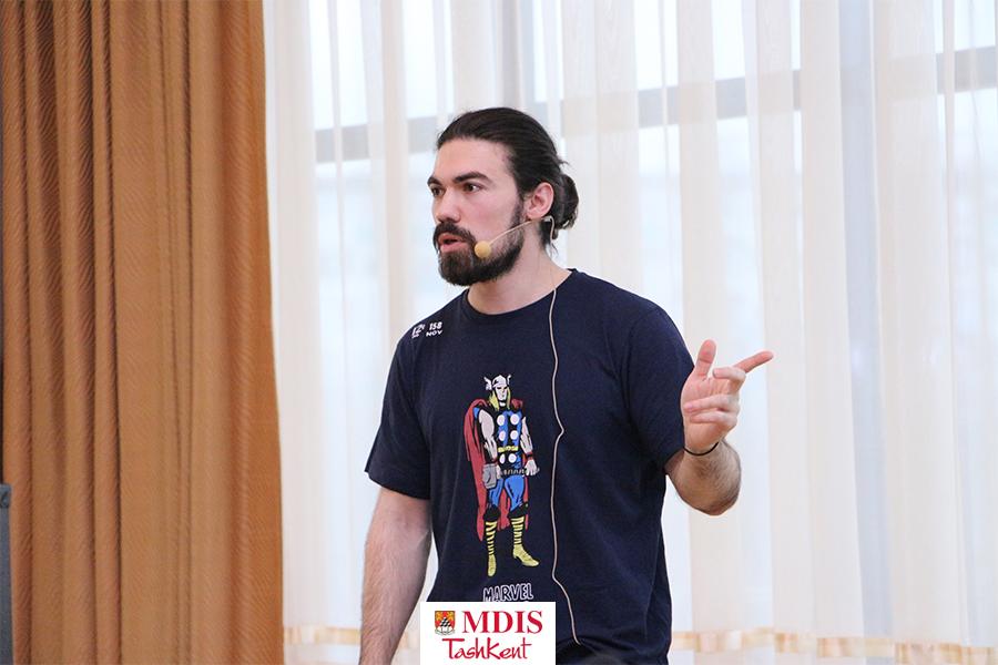 Сарвар Рузматов – предприниматель, основатель платежного сервиса Payme